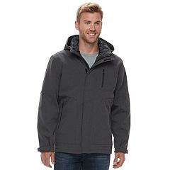 Big & Tall Hemisphere 3-in-1 Softshell Systems Jacket