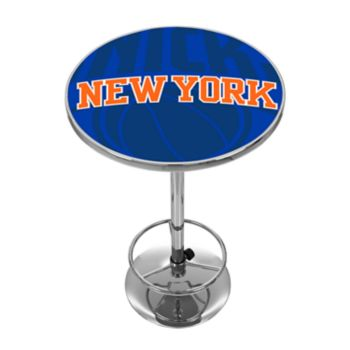 New York Knicks Chrome Pub Table