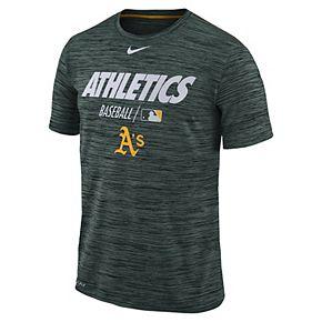Men's Nike Oakland Athletics Authentic Legend Tee