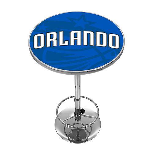 Orlando Magic Chrome Pub Table