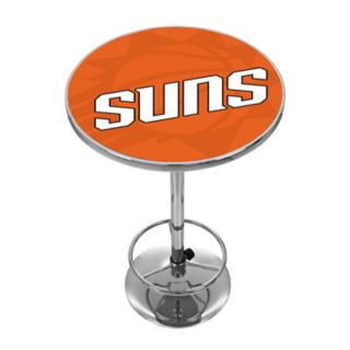 Phoenix Suns Chrome Pub Table