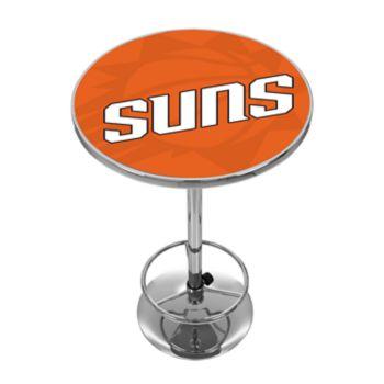 Phoenix Suns Chrome Pub Table