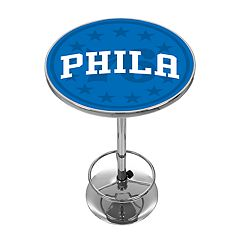 Philadelphia 76ers Chrome Pub Table
