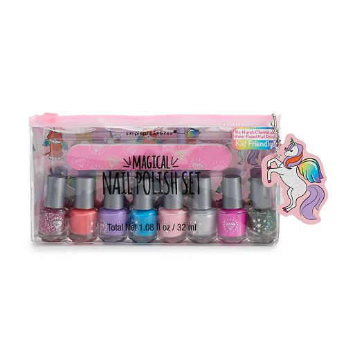 Girls 6-16 Magical Nail Polish Set