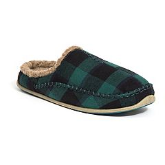 Deer Stags Nordic Men's Slippers