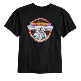 Boys 8-20 Van Halen Tee
