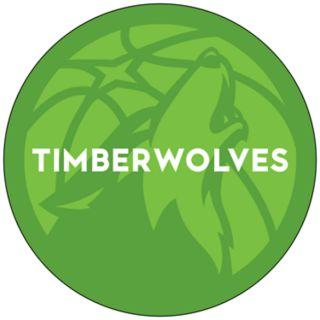 Minnesota Timberwolves Padded Ribbed Bar Stool