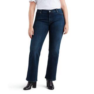 Plus Size Levi's® Classic Fit Bootcut Jeans