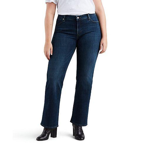 a4e26f02d0b Sale.  49.99. Regular.  59.50. Plus Size Levi s® Classic Fit Bootcut Jeans