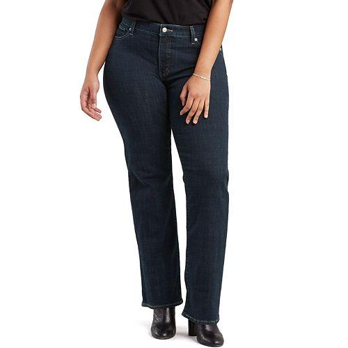 38409583860 Plus Size Levi s® Classic Fit Bootcut Jeans