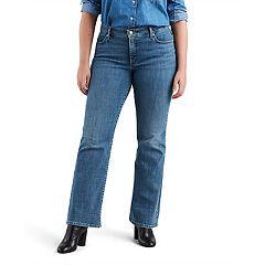 Plus Size Levi's® 415 Classic Fit Bootcut Jeans