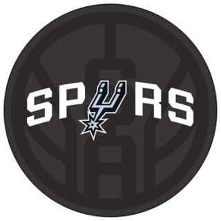 San Antonio Spurs Padded Ribbed Bar Stool