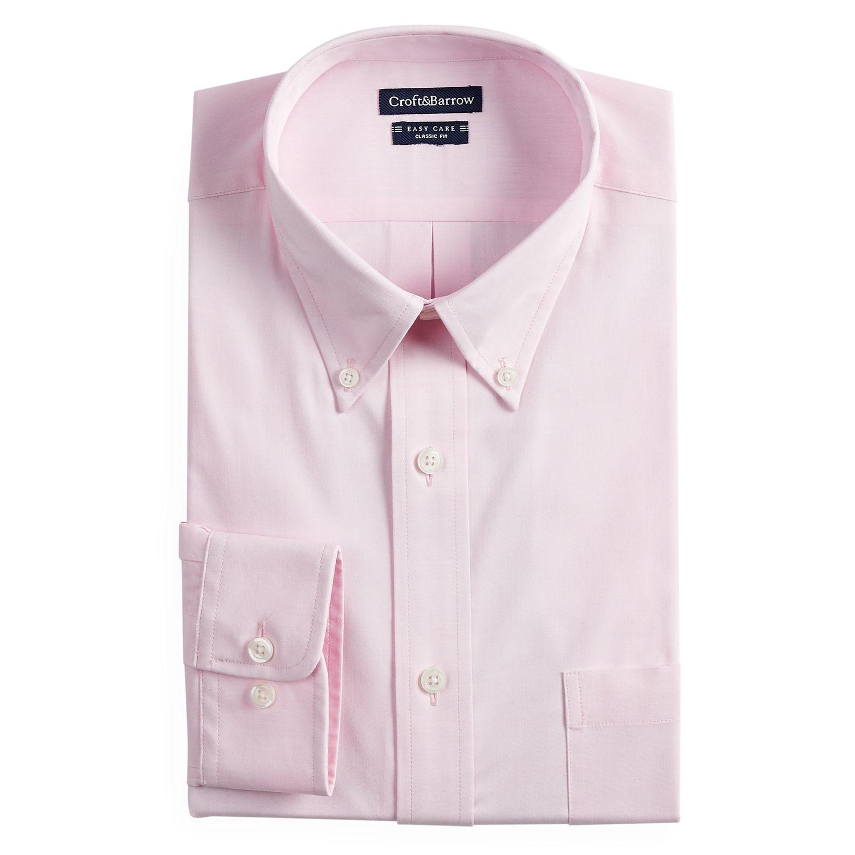 Mens Easy Dress Shirts