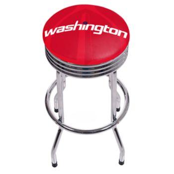 Washington Wizards Padded Ribbed Bar Stool