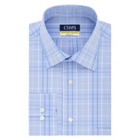 Big & Tall Chaps Stretch Collar Dress Shirt