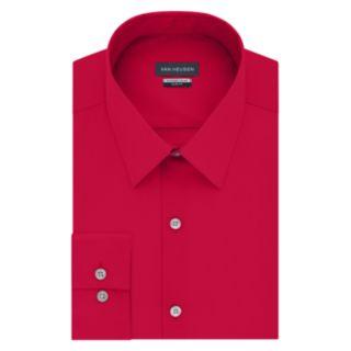 Men's Van Heusen Extreme Color Endurance Slim-Fit Dress Shirt