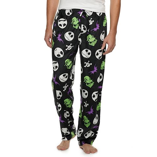 a168ff1bf8 Men s The Nightmare Before Christmas Jack Skellington Lounge Pants
