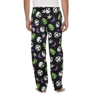 Men's The Nightmare Before Christmas Jack Skellington Lounge Pants