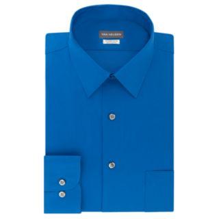 Men's Van Heusen Extreme Color Endurance Regular-Fit Dress Shirt
