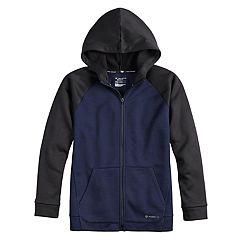 Boys 8-20 Tek Gear® WarmTEK Full-Zip Hoodie