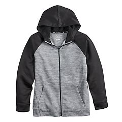 Boys 8-20 Tek Gear® WarmTEK Full-Zip Hoodie