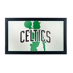 Boston Celtics Logo Framed Mirror