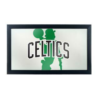 Boston Celtics Logo Framed Mirror