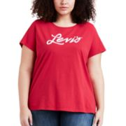 Plus Size Levi's® Perfect Graphic Tee