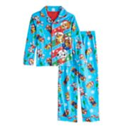 Boys 4-8 Paw Patrol Christmas 2-Piece Pajama Set