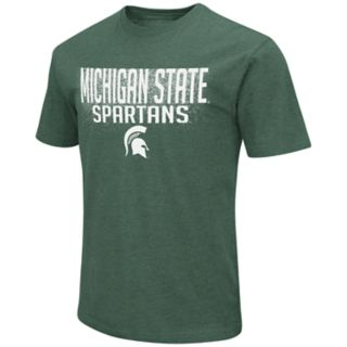 Men's Michigan State Spartans Team Tee