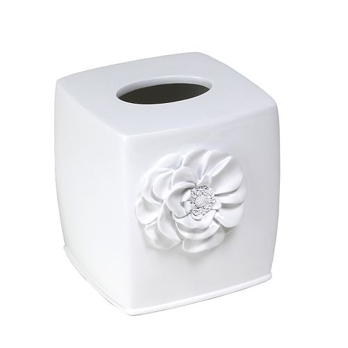 Saturday Knight, Ltd. Keila Rose Tissue Box Holder