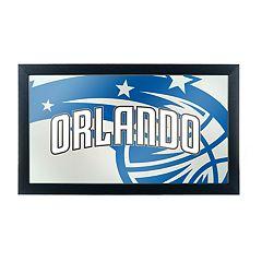 Orlando Magic Logo Framed Mirror