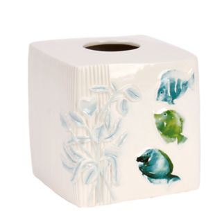 Saturday Knight, Ltd. Atlantis Tissue Box Holder
