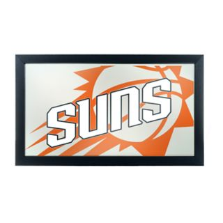 Phoenix Suns Logo Framed Mirror