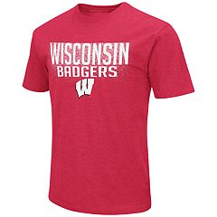 Men's Wisconsin Badgers Team Tee