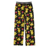 Boys 8-20 & Husky Pokemon Lounge Pants