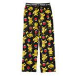 Boys 8-20 & Husky Pokemon Lounge Pants