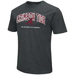 Men's Alabama Crimson Tide Wordmark Tee