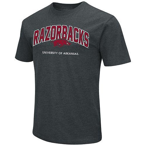 Men's Arkansas Razorbacks Wordmark Tee