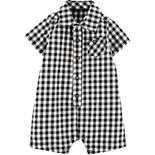 Baby Boy Carter's Gingham Romper