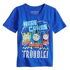 Toddler Boy Jumping Beans® Thomas & Friends 'Here Comes Trouble' Percy, Thomas & James Graphic Tee