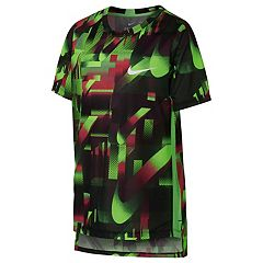 Boys 8-20 Nike Printed Training Tee