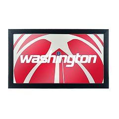 Washington Wizards Logo Framed Mirror
