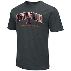 Men's Illinois Fighting Illini Wordmark Tee