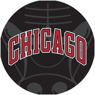 Chicago Bulls Padded Swivel Bar Stool