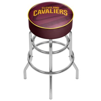 Cleveland Cavaliers Padded Swivel Bar Stool