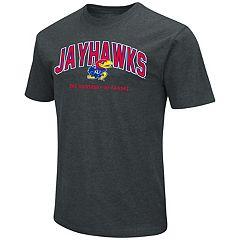 Men's Kansas Jayhawks Wordmark Tee