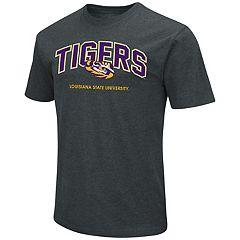 Men's LSU Tigers Wordmark Tee