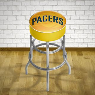 Indiana Pacers Padded Swivel Bar Stool