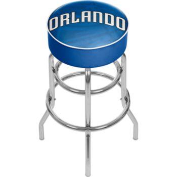 Orlando Magic Padded Swivel Bar Stool